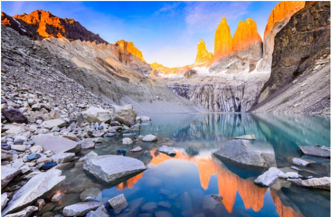 Chile charms with its versatility