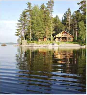 Finland is located in the east of the Scandinavian Peninsula