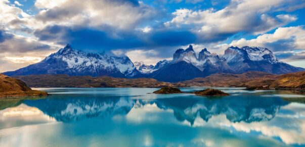 Patagonia in Chile and Argentina