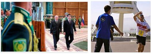 Turkmenistan vs Germany