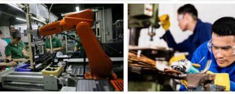 Asia Industrial Activities