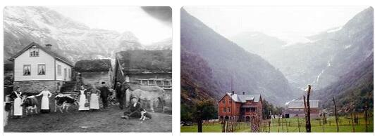 History of Agriculture in Norway